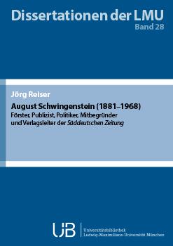 Dissertationen_28Reiser_Cover