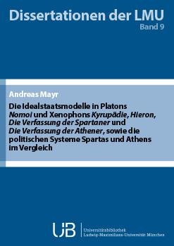 Dissertationen_9Mayr_Cover